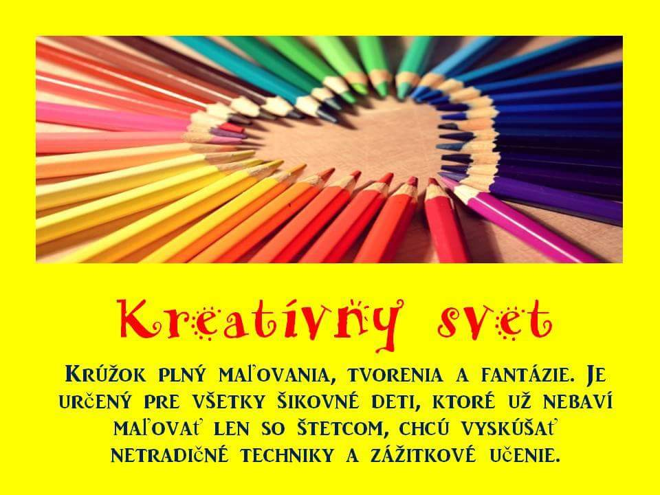 Kreatívny svet