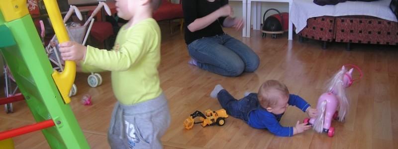 Hráme sa v centre :)